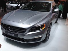The new 2014 #Volvo S60