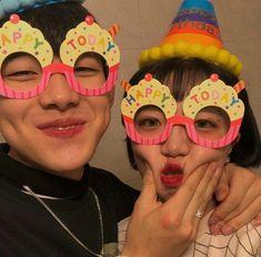 Funny Couples, Cute Couples Goals, Couple Goals, Boy Best Friend Pictures, Best Friend Couples, Couple Ulzzang, Ulzzang Boy, Relationship Goals Pictures, Cute Relationships