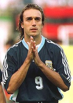 Batistuta - Argentina National Team