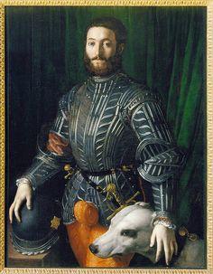 Bronzino - Guidobaldo II della Rovere (1532)