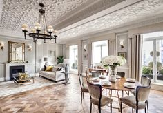 3 Round Table Dining Room Decor