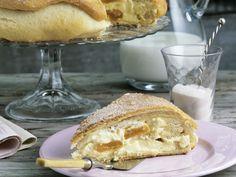 Quark-Strudel auf slowenische Art - smarter - Zeit: 2 Tagen<br />2 Std.  | eatsmarter.de Strudel, Eat Smarter, Sweet Life, French Toast, Cooking, Breakfast, Desserts, Stollen, Tiramisu