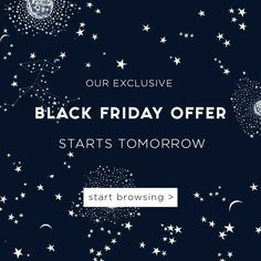 Lily & Lionel - Black Friday 2017 Creative Black Friday Offer, Work Inspiration, Email Marketing, Lily, Creative, Movie Posters, Film Poster, Orchids, Lilies