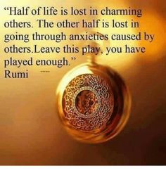 Enough is enough. Rumi Quotes, Affirmation Quotes, Poetry Quotes, Inspirational Quotes, Motivational, Angel Quotes, Anxiety Causes, 3rd Eye, Confidence Quotes