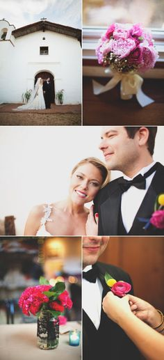 Santa Barbara Wedding by Lola Film & Video + EPLove Photography | The Wedding Story