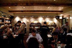 davanti enoteca. wonderful italian fare in little italy chicago.