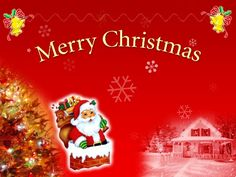 Wish Merry Christmas to your friends and spouse with Christmas ...
