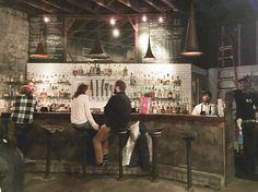 Fette Sau BBQ  Brooklyn  #Brooklyn #NYC #fettesau #bbq #butcher #foodline #viande #bar #fullbar #wine #beef #porkribs #spacedesign #apron #amont #에이몬트