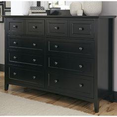 Found it at Wayfair - Allenville 8 Drawer Dresser