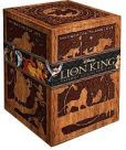 The Lion King Trilogy Collection - 8-Disc Set
