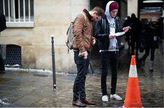 Street Style: Paris Fashion Week F/W 2013