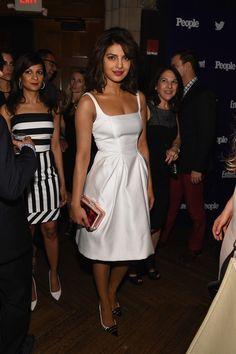 Priyanka Chopra - 'Entertainment Weekly' and 'People' Celebrate the New York Upfronts - May 11, 2015