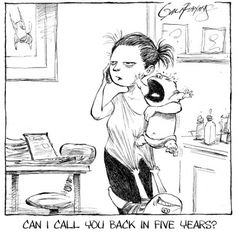 Signs of Stay-at-Home Burnout.  A must read for all parents!  #humor
