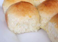 My Kitchen Snippets: Pani Popo/Coconut Buns