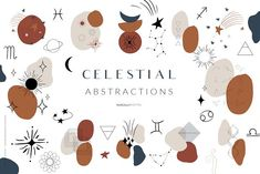 Ad: Celestial Abstract Set, Zodiac Stars by Marsala Digital 2 on Celestial Abstractions. There are more than 100 individual graphics and 10 trendy compositions for your awesome projects. Something Just Like This, Ipad, Free Graphics, Texture Art, Freebies, Design Bundles, Line Drawing, Free Design, Blog Design
