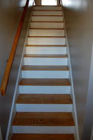 how to decorate an enclosed staircase the perfect home stairs rh pinterest com