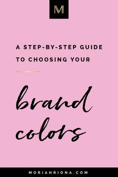 Ready to choose brand colors? Then you have to watch this video! Learn my top tips for selecting the best color palette for your brand, best color combinations, and how to use your colors in your branding! Social Media Branding, Business Branding, Personal Branding, Brand Identity Design, Branding Design, Identity Branding, Visual Identity, Brand Icon, Stationery Printing
