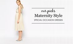 Project Nursery - Special Occasion Maternity Dresses