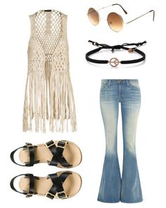 DIY Hippie Costume...is it sad i would actually wear that not on halloween?