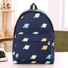 "Color: dark blue,light green,lake blue Size:42cm/16.53""x30cm/11.81""x12cm/4.72""  Tips: *Please double check above size and consider your measurements before ordering, thank you ^_^  Visiting Store: Http://cuteharajuku.storenvy.com  Find more cute fashion things, some suit for you!"