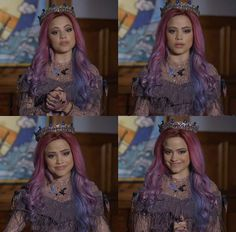 Descendants Wicked World, Disney Channel Descendants, Descendants Characters, Descendants Cast, Disney Characters, Best Disney Movies, Good Movies, Baby Disney, Disney S