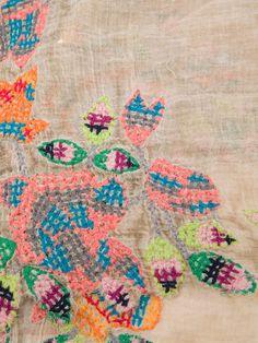 FALIERO SARTI Multicolor Sibilla Scarf