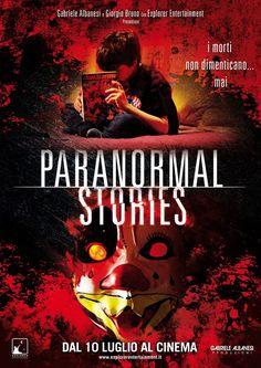 Paranormal stories  (10/07)