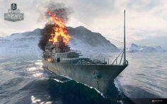 #Erie #Cruiser #USS #Navy