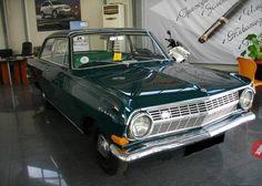 Opel Rekord (1964)