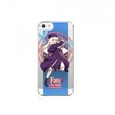 """""""Fate/stay night -Unlimited Blade Works-"""" iPhone5/5S Cover Illya (ST) PCM-IP5S7818 ( HAKUBA Photo Industry )"""