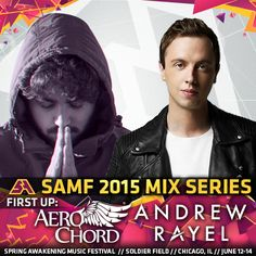SAMF 2015 Mix Series with New Mixes From Andrew Rayel and AeroChord