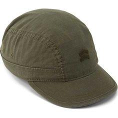 a6668f52ac2 Men s A Kurtz Slope-Front Military Cap - Olive Drab Hats