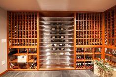 Man Cave/ Wine Cellar Ideas