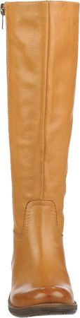 Naya Abira women's boot (Spice Girl Tan Leather ) - Like the light leather