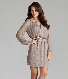 Possible graduation dress...it is sparkly :)