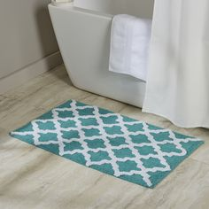 3Piece Frieze Bathroom Rug Set  Bath Rugs And Products Entrancing Southwestern Bathroom Rugs Decorating Design