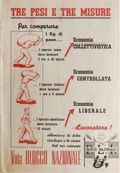 Manifesto, Blocco Nazionale