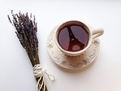 Black tea with a touch of France by Anna Salynskaya on 500px