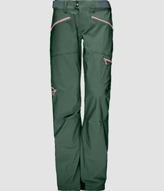 Norrona falketind pants for womens hiking and trekking - Norrøna® Climbing Pants, Trekking, Color Combinations, Parachute Pants, Pants For Women, Hiking, Fashion, Walks, Moda