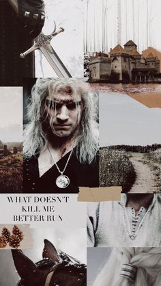 geralt of rivia / the witcher / wallpapers / moodboard / aesthetic / on ig. Iphone Wallpaper Ios, Iphone Wallpaper Tumblr Aesthetic, Aesthetic Wallpapers, The Witcher Movie, The Witcher Geralt, Red Aesthetic Grunge, Aesthetic Collage, Tolkien Hobbit, The Hobbit