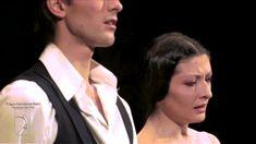 Isabelle Ciaravola, Mathieu Ganio and that moment in La dame aux camelias Prague International Ballet Gala 2010