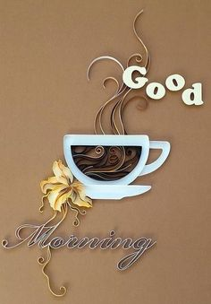 Good morning to you too! Drop by http://saffrononcreek.com.au/ for a cup. #Coffee ♥