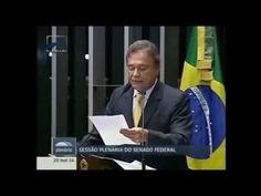Senador diz que Dilma é cúmplice de ameaça de morte a Joaquim Barbosa | Disso Voce Sabia?