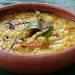 Dhal curry(parippu)-islandsmile.org