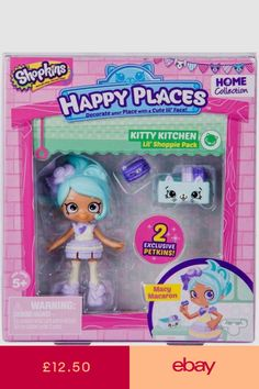 Happy Places Shopkins Season 2 Doll Single Pack Macy M. Shopkins Game, Shopkins Season 2, Birthday List, 8th Birthday, Justice Toys, Shopkins Happy Places, Shopkins And Shoppies, Lol Dolls, Cute Toys