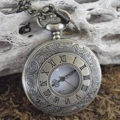 Old Fashioned Pocket Watch
