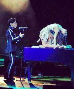 Prince & Misty Copeland.<3