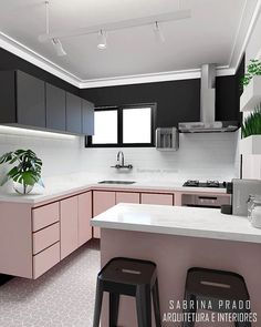 Kitchen ideas for a dream kitchen organtization, must see this helpful idea example 5044808093 today. Home Room Design, Kitchen Interior, Home Decor Kitchen, Kitchen Design Small, Home, Cheap Home Decor, House Interior, Minimalist Home Interior, Manufactured Home Remodel