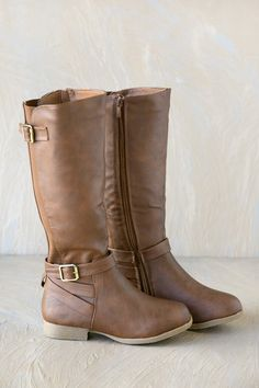 Mellanie Buckle Boot from White Plum. Shop more products from White Plum on Wanelo. White Plum, Buckle Boots, Pumps, Heels, Cute Casual Outfits, Your Shoes, Cute Shoes, Shoes Online, Riding Boots
