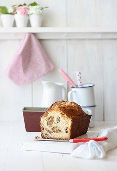 Pan de nueces (bizcocho light)
